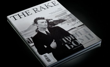 Мужской журнал The Rake