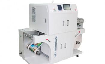 Этикеточная цифровая печатная машина Valloy Bizpress