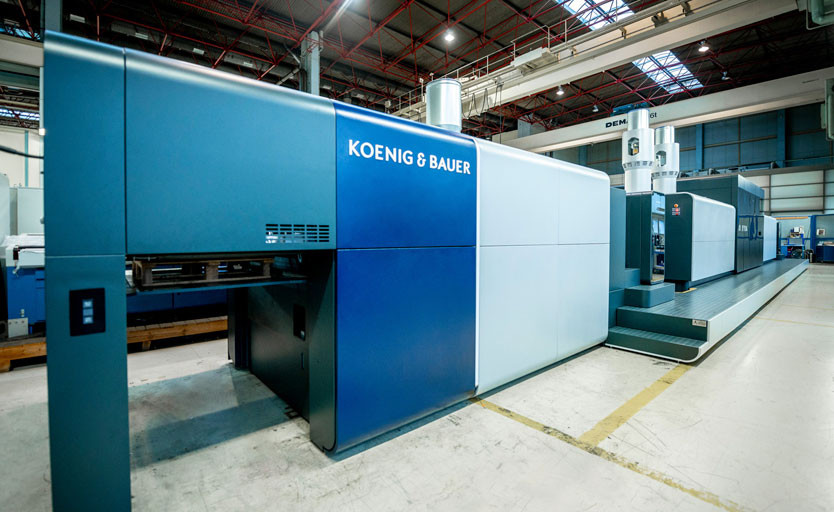 Цифровая печатная машина VariJET 106