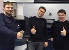 На Урале запущена рулонная HP Indigo