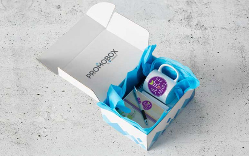 Vistaprint запустила Promobox