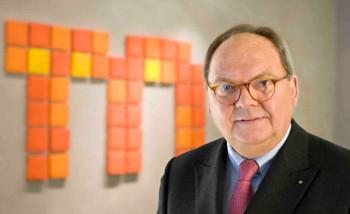 Генеральный директор Messe Düsseldorf Вернер Дорншайдт