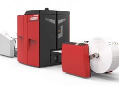 Рулонная цифровая печатная машина Xeikon 9800