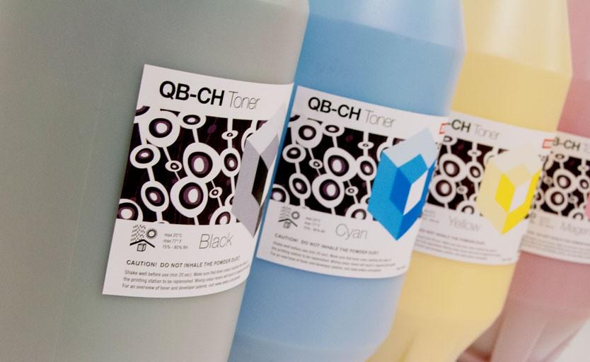 Xeikon представил новый тонер QB для цифровых этикеточных машин