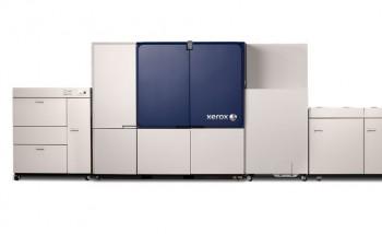 Струйная печатная машина Xerox Brenva HD Production Inkjet Press