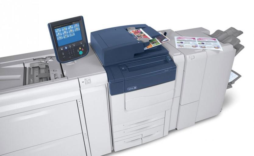 Xerox улучшил цифровые машины C60 и C70