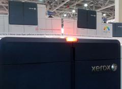Xerox объявил о продаже еще трех машин Iridesse в России