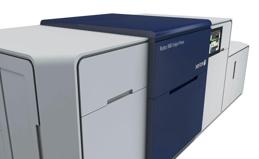 Xerox представил на HID 2019 новую версию ЦПМ Rialto 900