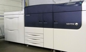 Xerox Versant 3100 в демо-зале «ОктоПринт Сервис»