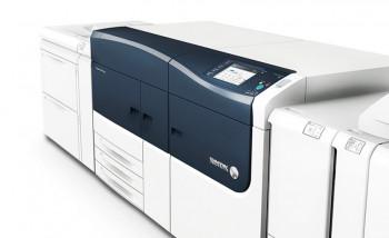 В типографии «Растр» запущена ЦПМ Xerox Versant 3100 Press