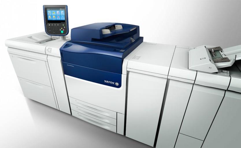 Цифровая печатная машина Xerox Versant 80