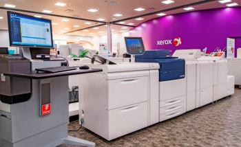 В типографии «Фотолюкс» установлена ЦПМ Xerox Versant180 Press