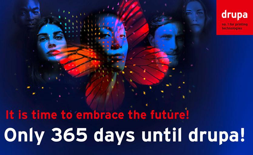 365 дней до drupa 2020