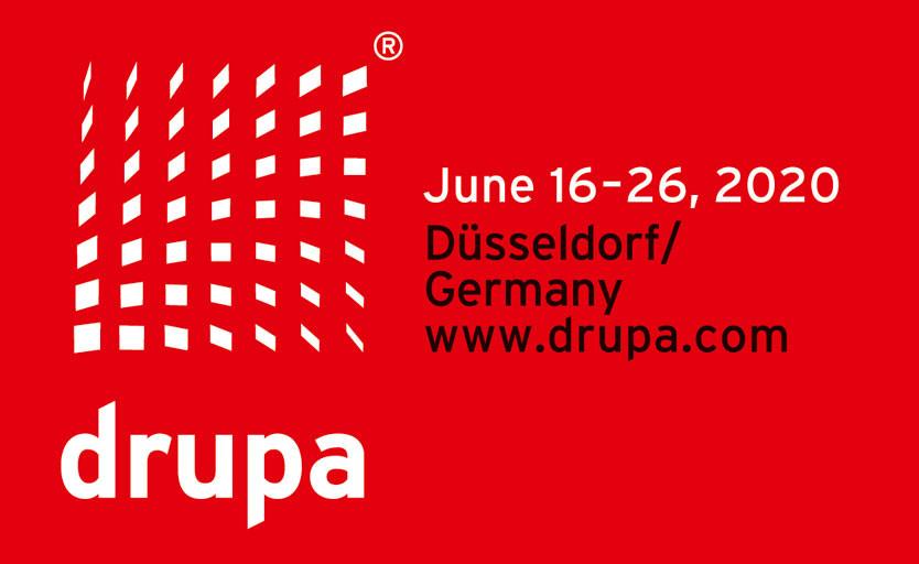 Опубликован интерактивный план павильонов выставки drupa 2020