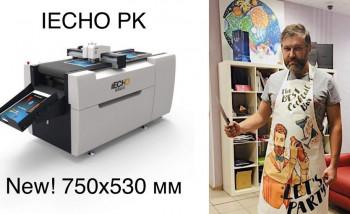 iEcho разработала режущий плоттер специально для России