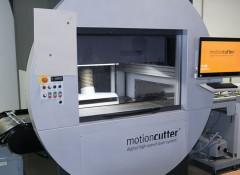 """Лазерная высечка motioncutter в типографии """"Проф-Пресс"""""""