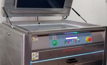В репроцентре «Престиж Плюс» установлен водовымывной процессор 3ES Mega Elektromekanik