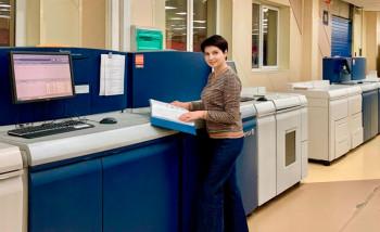 В типографии Accord Post установлены две листовые ЦПМ Xerox Nuvera 314