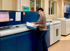 В типографии Accord Post установлены две листовые ЦПМ Xerox Nuvera 314
