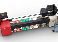 Широкоформатный сублимационный принтер Agfa Avinci CX3200