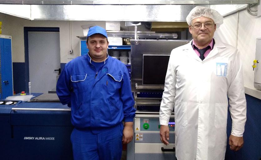 Первый в Сибири CtFP-комплекс Amsky запущен в компании «Линхардт-Алтай»
