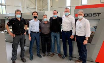 Компания «Лазерпак» первой в России получила сертификат Bobst Certified Die-Maker