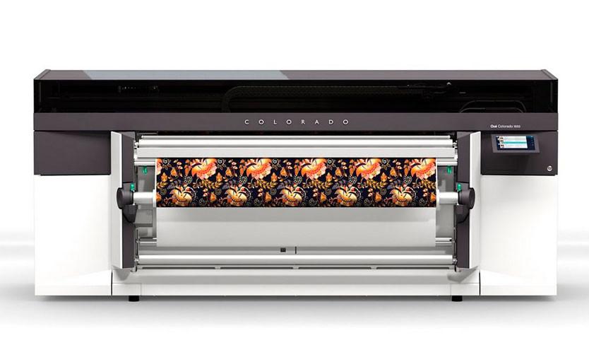 Широкоформатный УФ-принтер Océ Colorado 1650