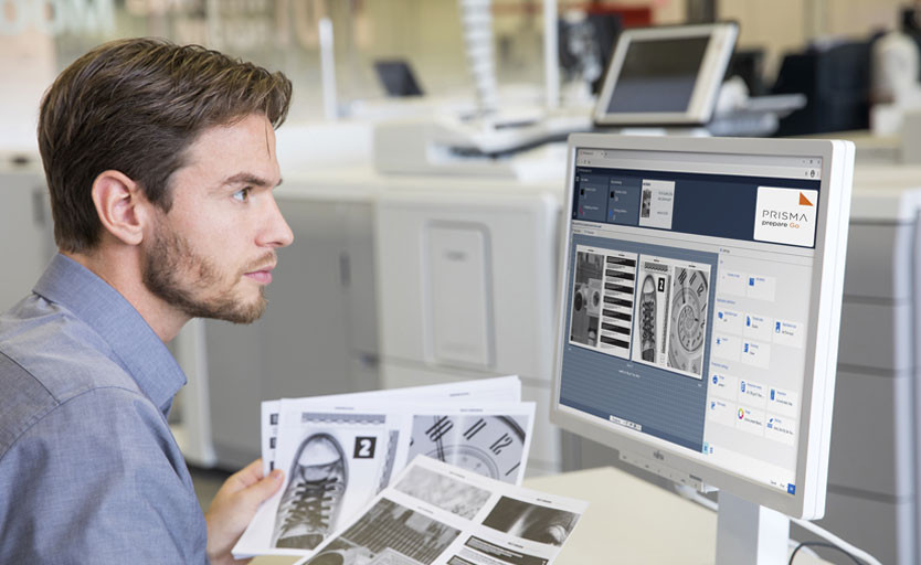 Canon представляет облачное приложение PRISMAprepare Go для автоматизации рабочих процессов в небольших типографиях