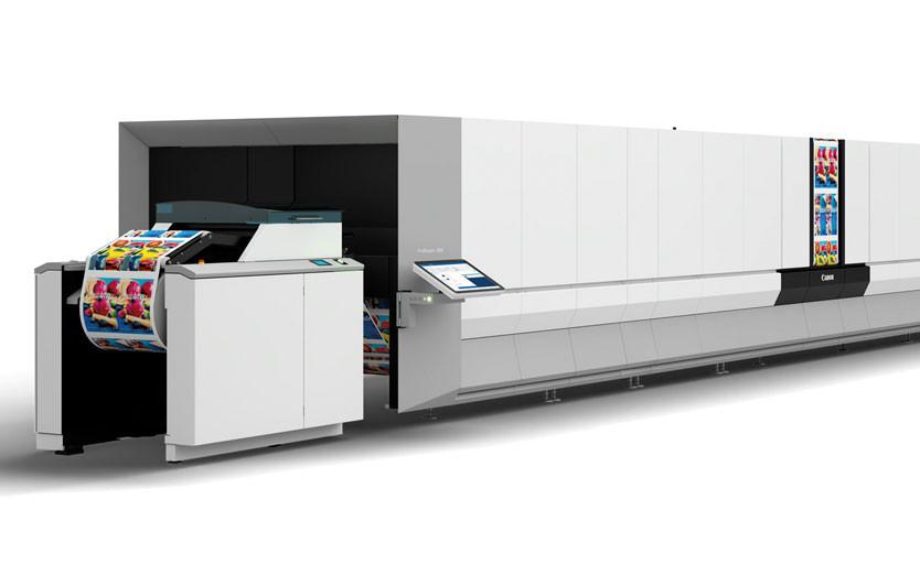 Canon ProStream 1000: граница перехода, или чем различается цифровая печать?