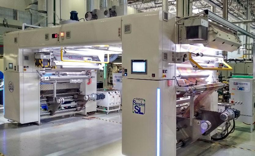 В «Данафлекс» — два новых ламинатора Nordmeccanica. Впервые в истории их запустили в удаленном режиме