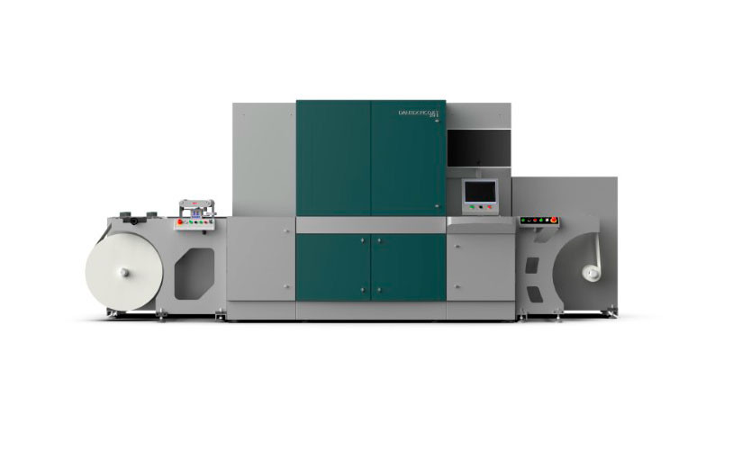 Струйная УФ-машина для печати этикетки PicoJet 254