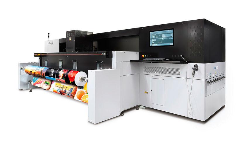 Durst анонсировала сублимационный принтер P5 TEX iSUB с интегрированной печкой