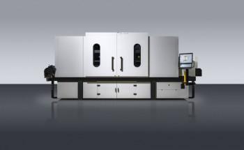 Durst Rho 130 SPC может печатать на гофрокартоне со скоростью почти 10 000 м2/ч