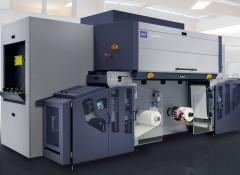 Струйная машина для печати этикетки Durst Tau 330 RSC