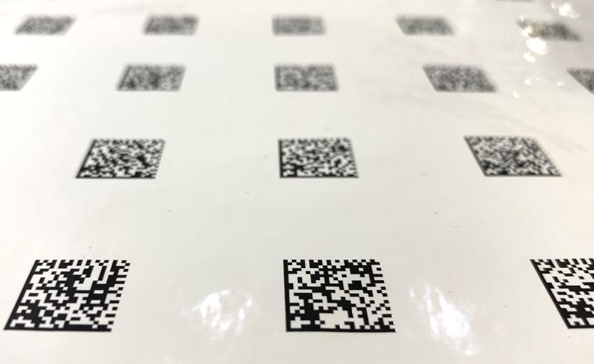 """Проведено тестирование этикеточных ЦПМ Durst на соответствие требованиям системы """"Честный знак"""""""