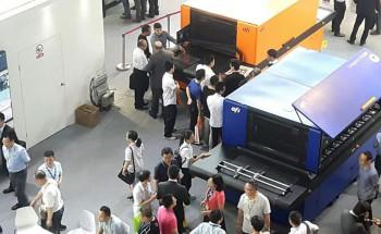 Струйный принтер EFI Cretaprint M4 (желтый) для печати по керамической плитке, и  EFI Cretaprint M4 SOL – для печати по фарфоровой