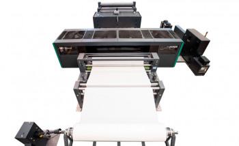 EFI Reggiani выпускает новый широкоформатный текстильный принтер HYPER
