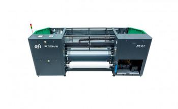 Широкоформатный сублимационный принтер EFI Reggiani NEXT 340