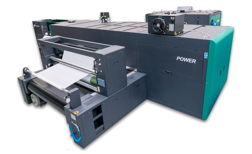 Широкоформатный текстильный принтер EFI Reggiani Power 180