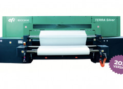 Текстильный принтер EFI Reggiani TERRA Silver