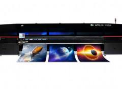 EFI анонсировала новую серию широкоформатных УФ-принтеров VUTEk Q
