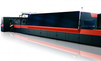 EFI анонсировала «супербыстрый» УФ-принтер для однопроходной печати POP-материалов