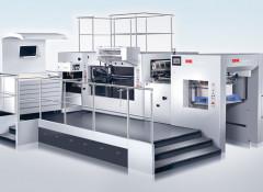 Автоматический пресс для горячего тиснения фольгой Easymatrix 106 FC