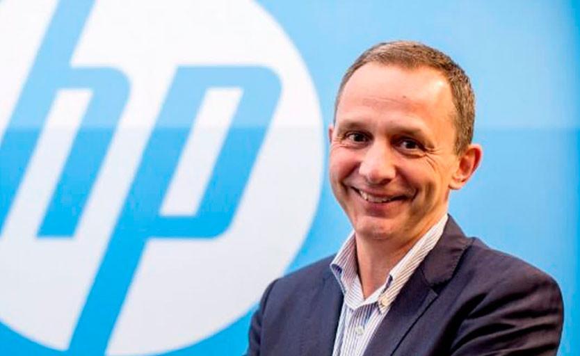 Генеральный директор HP Энрике Лорес