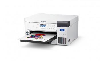 Epson выпустила настольный сублимационный принтер SureColor F170