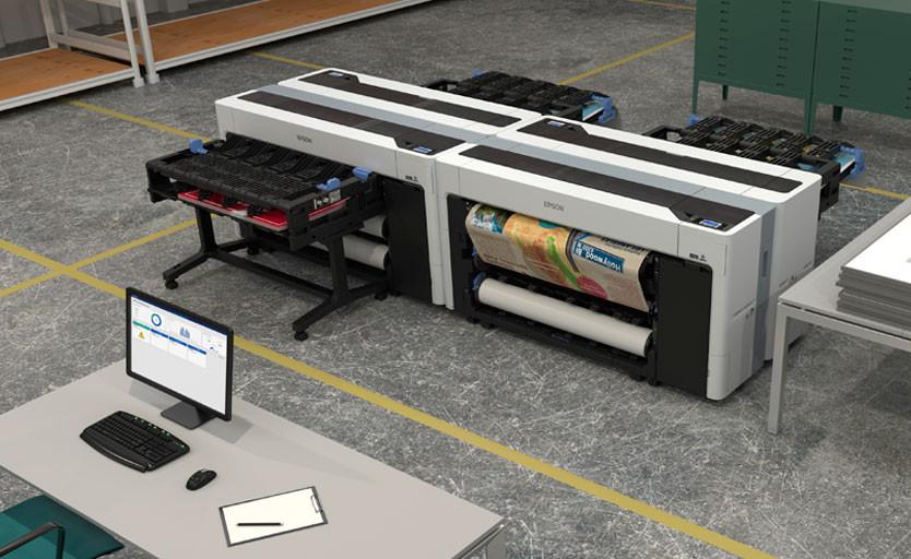 Epson анонсировала новые широкоформатные принтеры для фото- и инженерной печати