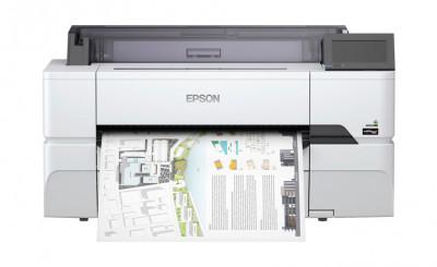 Epson SureColor SC-Tx405 — средний класс для инженерной печати с минимальным ТСО
