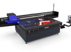 SureColor SC-V7000 — первый планшетный УФ-принтер Epson