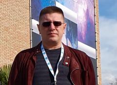 Генеральный директор типографии «Этиколь» Алексей Васильев