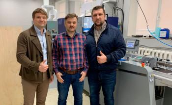 Андрей Малочкин, Дмитрий Степанов и Максим Игнатенко